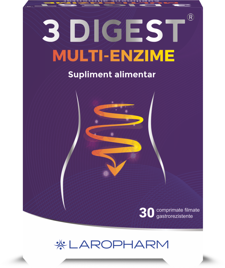 3 Digest Multi-Enzime