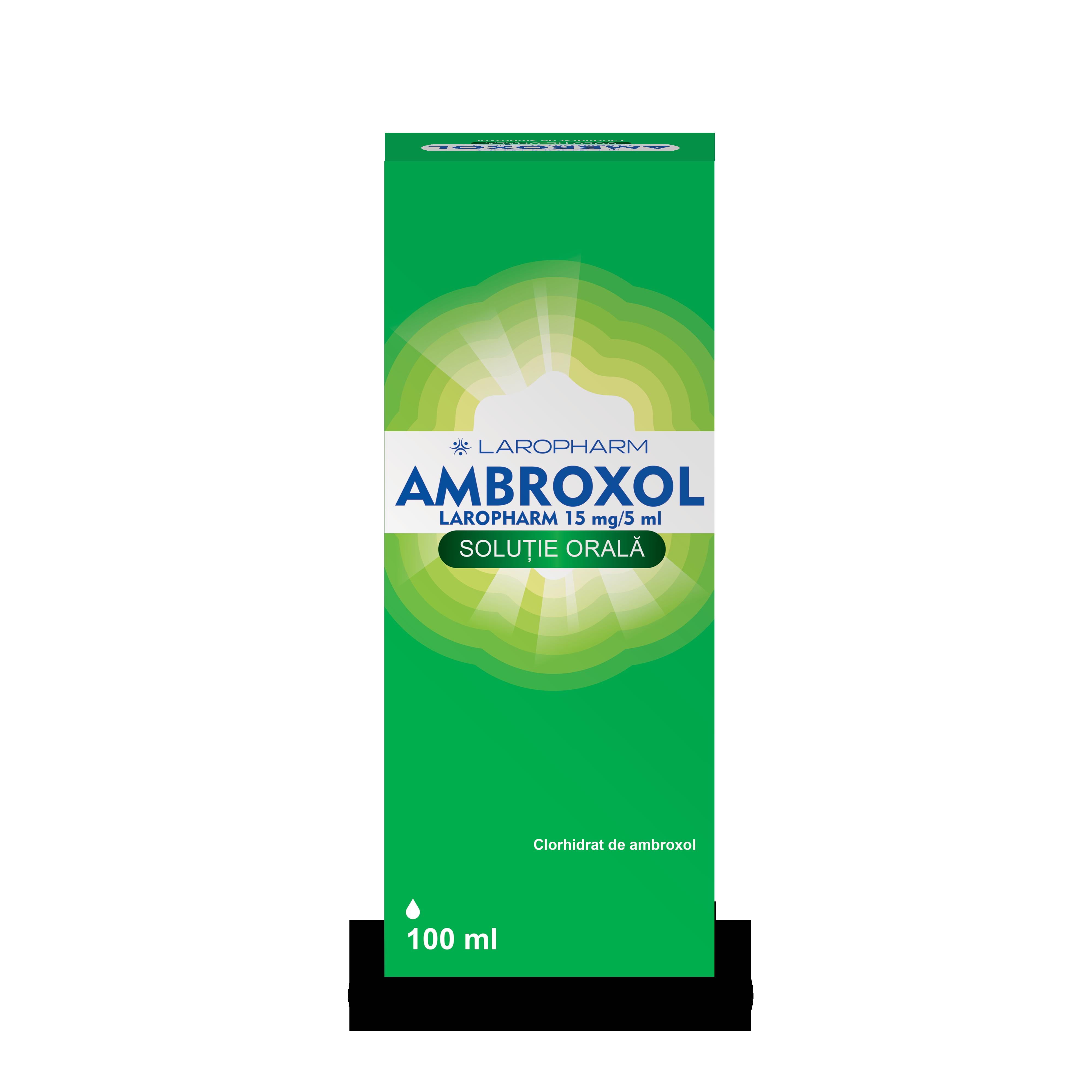 Ambroxol Laropharm