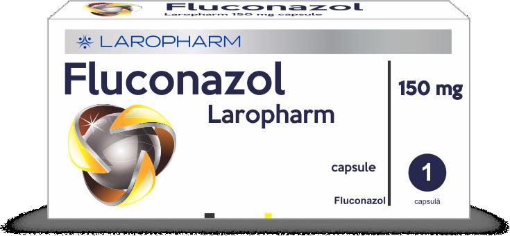 FLUCONAZOL Laropharm 150 mg capsule