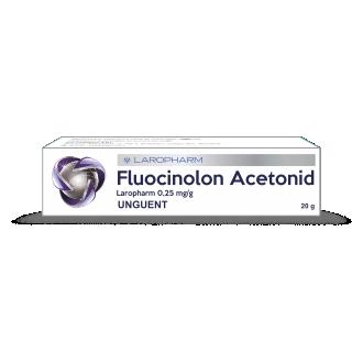 FLUOCINOLON ACETONID