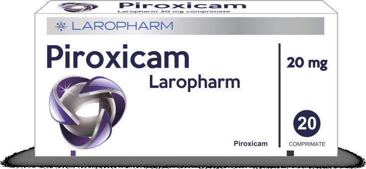 PIROXICAM Laropharm 20mg