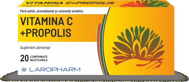 Vitamina C+ Propolis